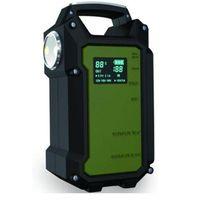 12V portable car jump starter battery with handgrip thumbnail image