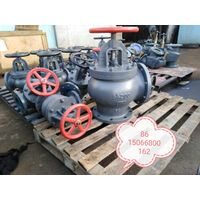 cast iron marine valve from CXD with ABS BV and foundry