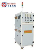 Tin can seam weld powder coating machine can production line CTPC-2 Powder System