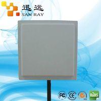 Factory price long range 12dbi uhf rfid antenna(Sanray:F4112)