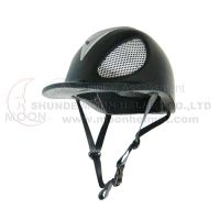 CE approved Novelty equestrian helmets visor