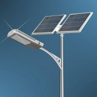 20/30/40/60/80/100/200 Watt LED Solar Street Light Motion Sensor Integrated Solar Area Lighting thumbnail image