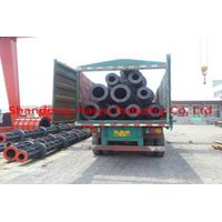 RCC & PSC concrete spun pole machine