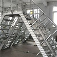 Aluminum Stair and Platform System thumbnail image