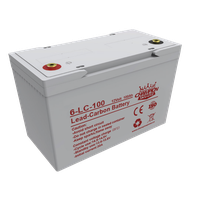 12V100Ah Lead Carbon Battery for solar system