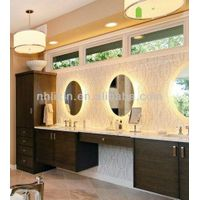 CE Approval Round Bathroom Mirror