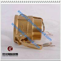 High Quality Brass Camlock Coupling Type B thumbnail image
