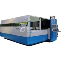 CX-MFC1000-4020 Laser cutter/Fiber laser cutting machine thumbnail image