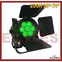7*25W LED ZoomWash Par(RGBW 4in1)