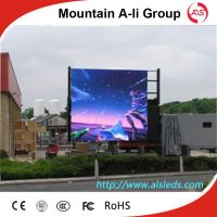 P10 Outdoor SMD Display Panel LED Screen