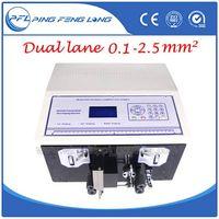 PFL-02D Dual feeding lane small wire stripping machine thumbnail image