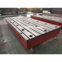 hot selling Cast Iron T-slot bed floor Plates thumbnail image