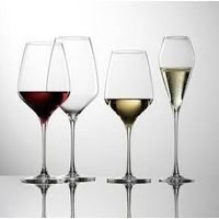 Lead-free crystal glassware set ; Red wine glass ;White wine glass; Boadeaux; Champagne flutes