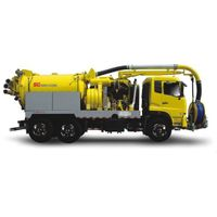Combined sewer cleaning Vehicle thumbnail image