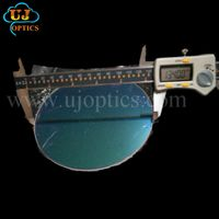 134x3mm laser protective windows for laser welding 6kw