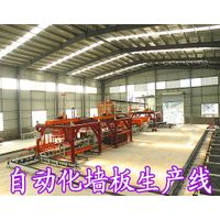 hot selling fully automatic hollow lightweight wall panel production line