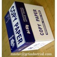 A4 copy paper printing paper thumbnail image