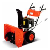 8HP 24Inch Snow Thrower with light/ Snow Blower / Snow Plough Gardening Tools / Snowblower With CE,G