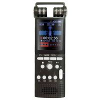 2016 new professional digital voice recorder with 1.8inch TF color screen display, real PCM noise ca
