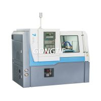 precision cnc lathe with lighting system thumbnail image