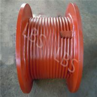Lebus Grooved Geometry Drum for Drilling Winch