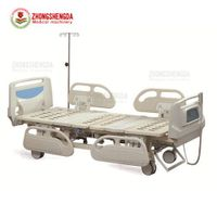PMT-805 ELECTRIC FIVE-FUNCTION MEDICAL CARE BED