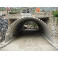 Tunnel linerCorrugated steel tunnel liner Steel structure tunnel liner