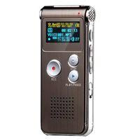 Built-in speaker Gift gadget Digital Voice Sound Recorder 4GB