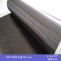 unidirectional carbon fiber fabric for customized carbon tube