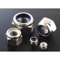 DIN985 Hexgon lock nut Stainless steel DIN985 Hexgon lock nut