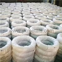 Electro Galvanized Wire hot dipped galvanized wire galvanized iron wire thumbnail image