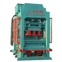 JL6-15 cement brick making machine thumbnail image