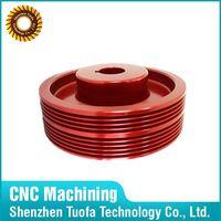 Custom Precision Aluminum CNC Turning Machining Parts