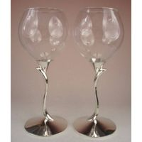 Beautiful Champagne Flutes Glass Wholesale Made in China
