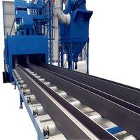 Metal Structure Dust Roller Conveyor Shot Blasting Machine / Shot Blaster Price for Sale thumbnail image
