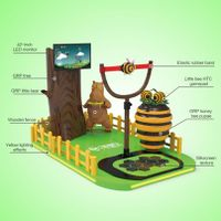 Selling family game machine VR Angry Bee with vr helmet thumbnail image