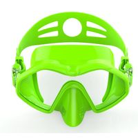 Large Wide View Mask for Scuba Diving & Snorkeling