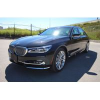 BMW 750i xDrive 4.4L Armored B6+