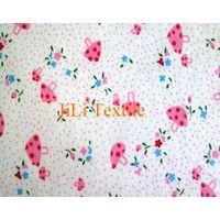 100% cotton flannel for child textile fabric