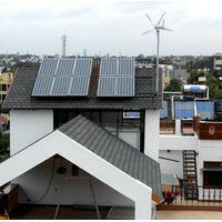 3KW Hybrid Solar Wind Power(Off Grid)