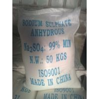 Top quality of sodium sulphate anhydrous ph9-11 made in China