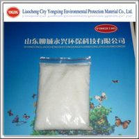 Polyacrylamide polymer for car washing water treatment