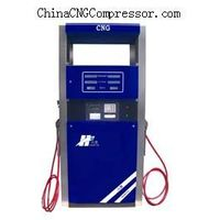 natural gas dispenser