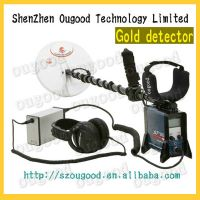 Gpx5000 watetproof deep ground metal detector metal detector 5m depth