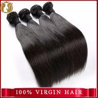 wholesale 100% virgin human hair extension thumbnail image