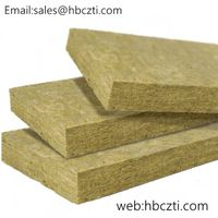 fireproof mineral wool board for thermal insulation thumbnail image