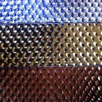 Hammer Pattern Stainless Steel Sheets 3D Decor Sheet