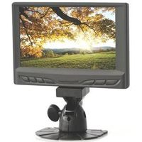 """7"""" stand-alone car VGA touchscreen LCD monitor 629NP/C/T"""