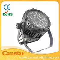 36x3w led waterproof par light outdoor stage lighting thumbnail image