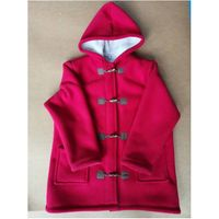 Ladies Sherpa Fleece Jacket